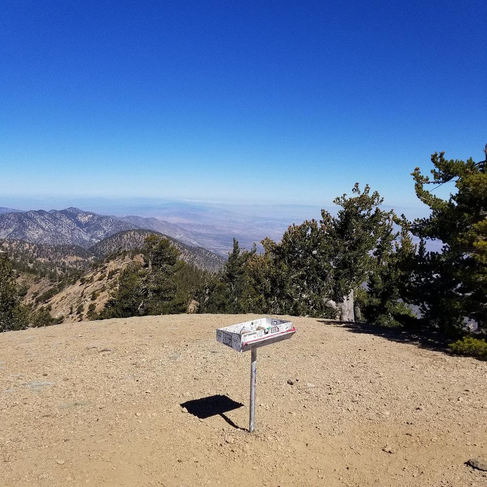 Summit register.