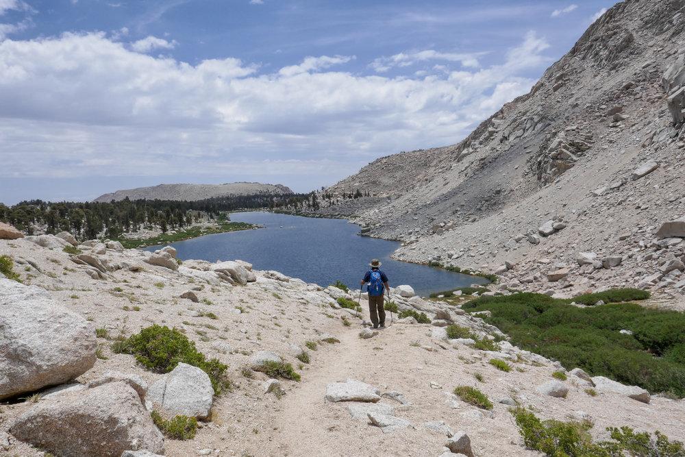 A wonderful view of Lake #3