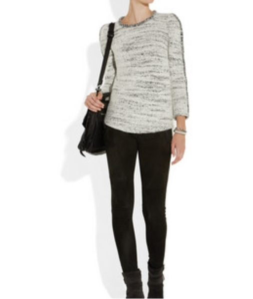 Isabel Marant - Ivana knit sweater