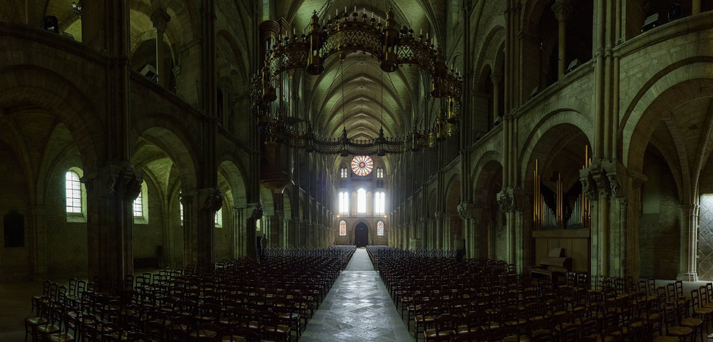 """Reims Cathedral"""