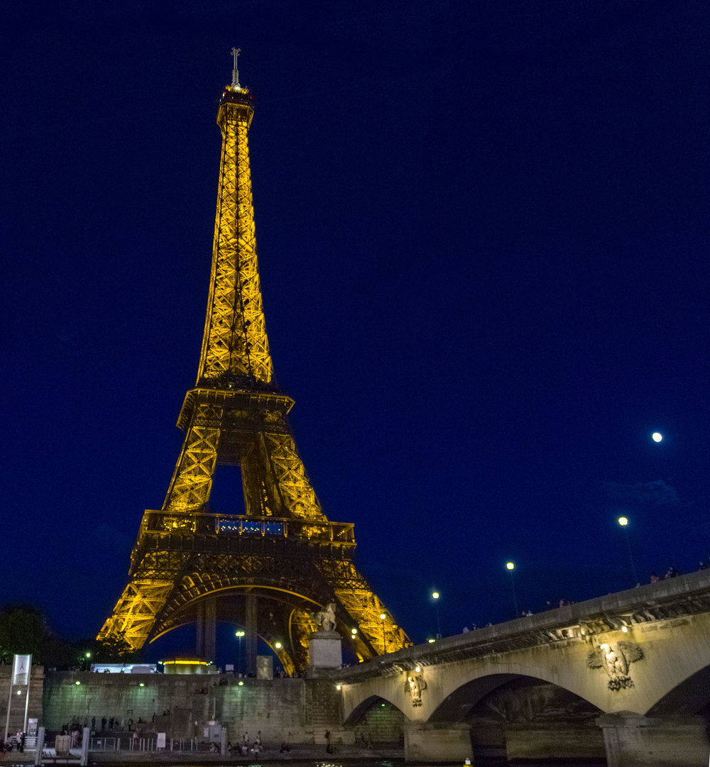 """Eiffel in June"""
