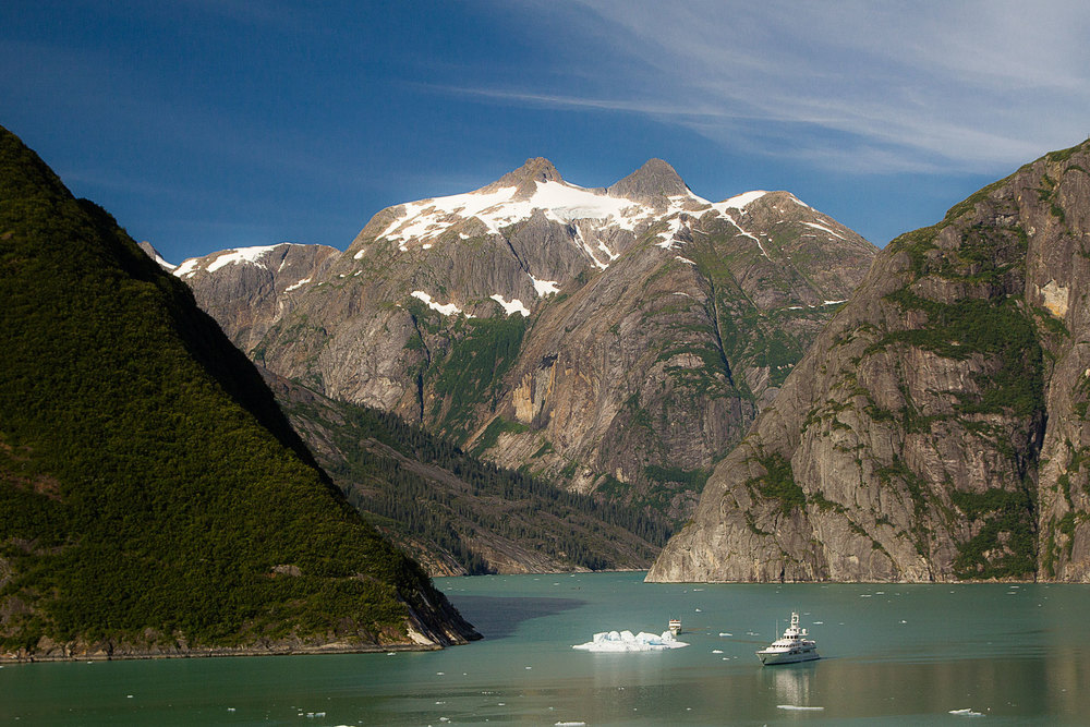 """Tracy Arm Fjords"""