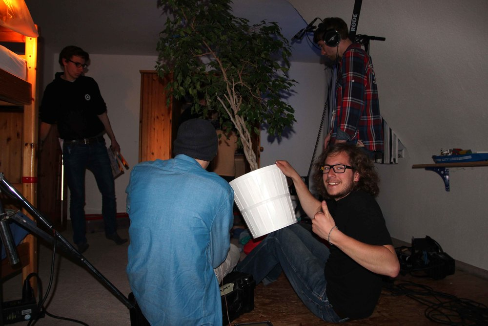 Cinematographers with special requests.