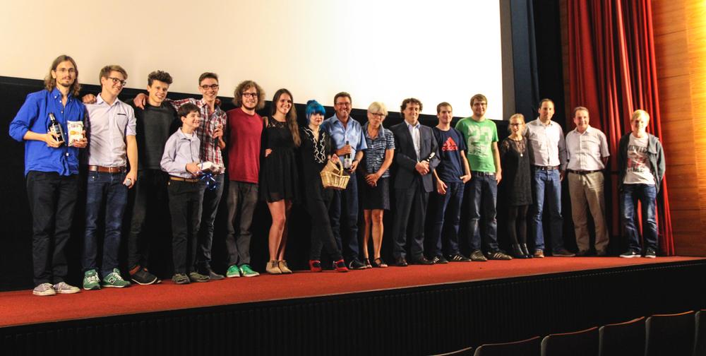 Die Crew - Ein dickes Dankeschön an all unsere Freunde und Helfer!!! Ohne euch hätten wir das nicht geschafft!