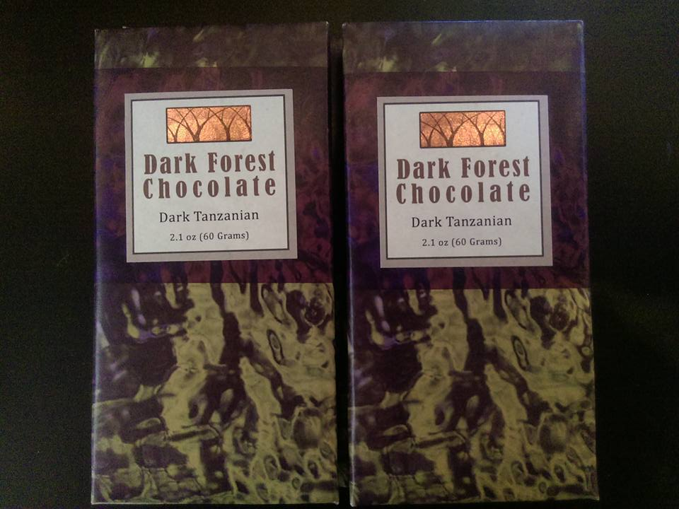 Dark Forest Chocolates