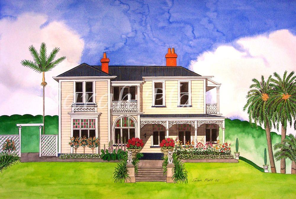 Gaskin House