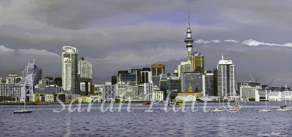 Auckland Morning