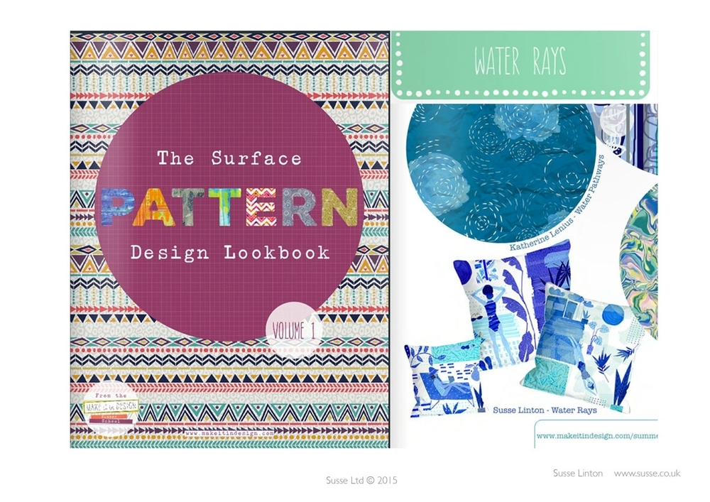 Pattern Look Book Make It In Design 2015