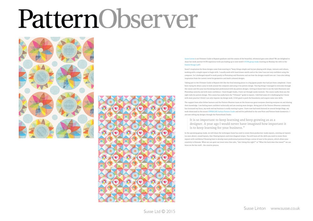 Pattern Observer Blog June 2014
