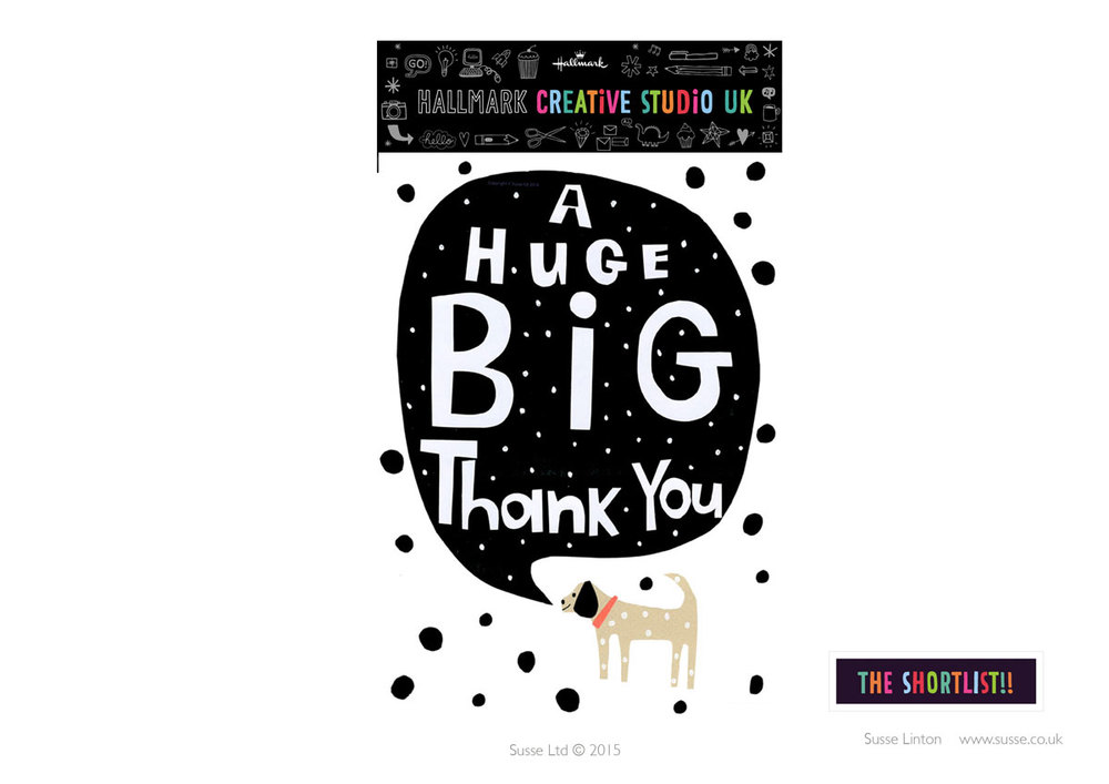 Hallmark Creative Studio - 5 words competition 2014