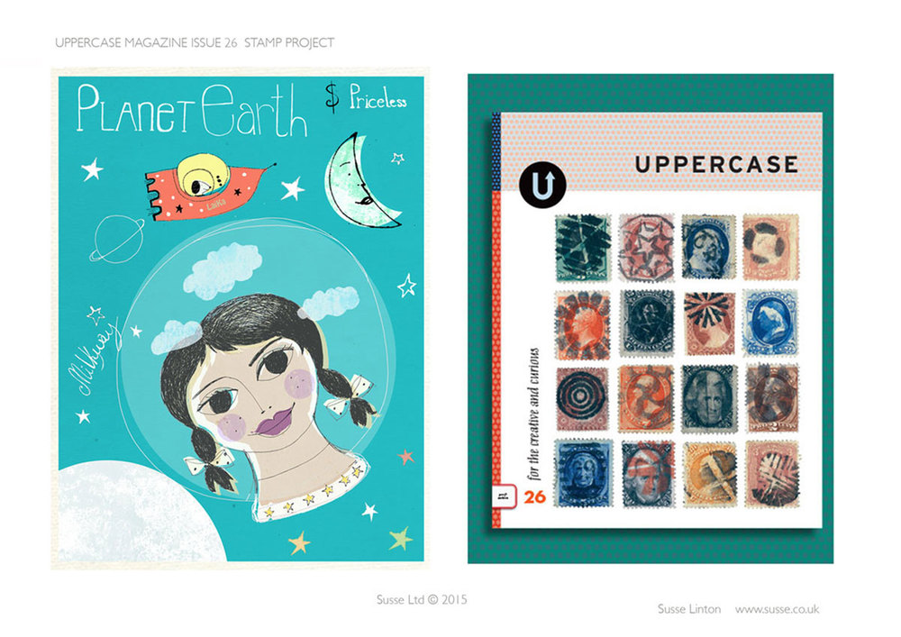 Uppercase Magazine Issue 26 2015
