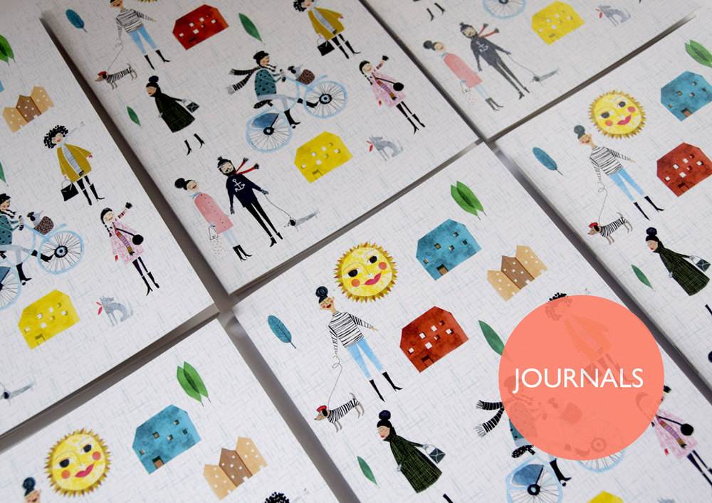 Journals by Susse Collection