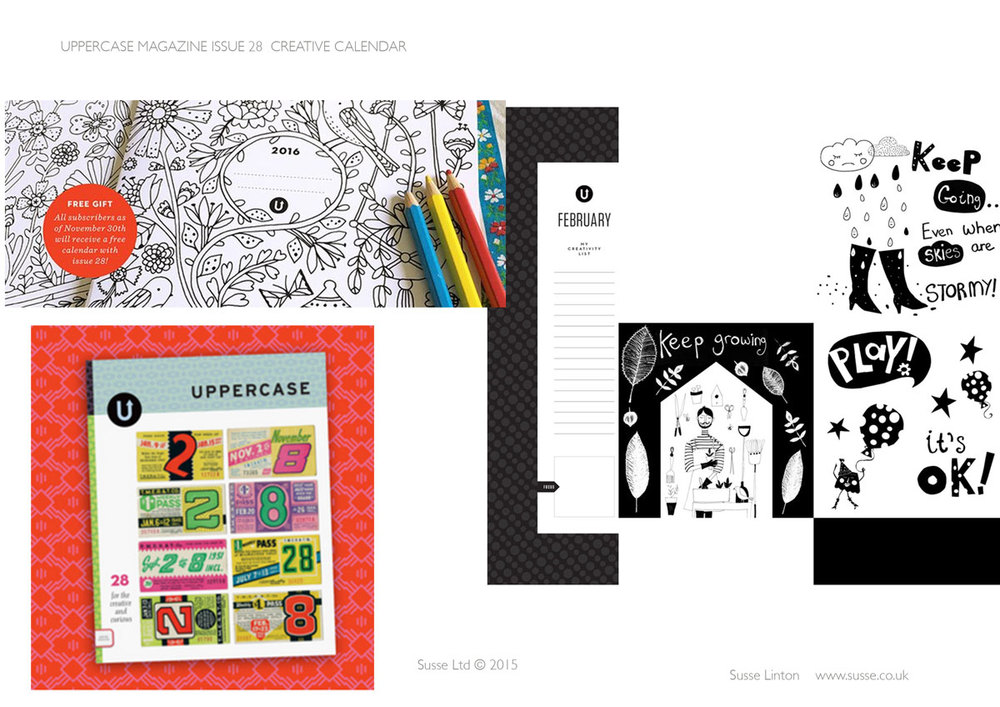 Uppercase magazine Issue 28