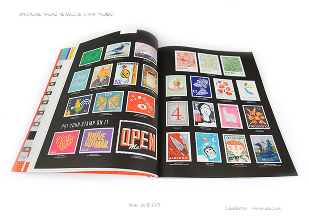 Uppercase Magazine Issue 26