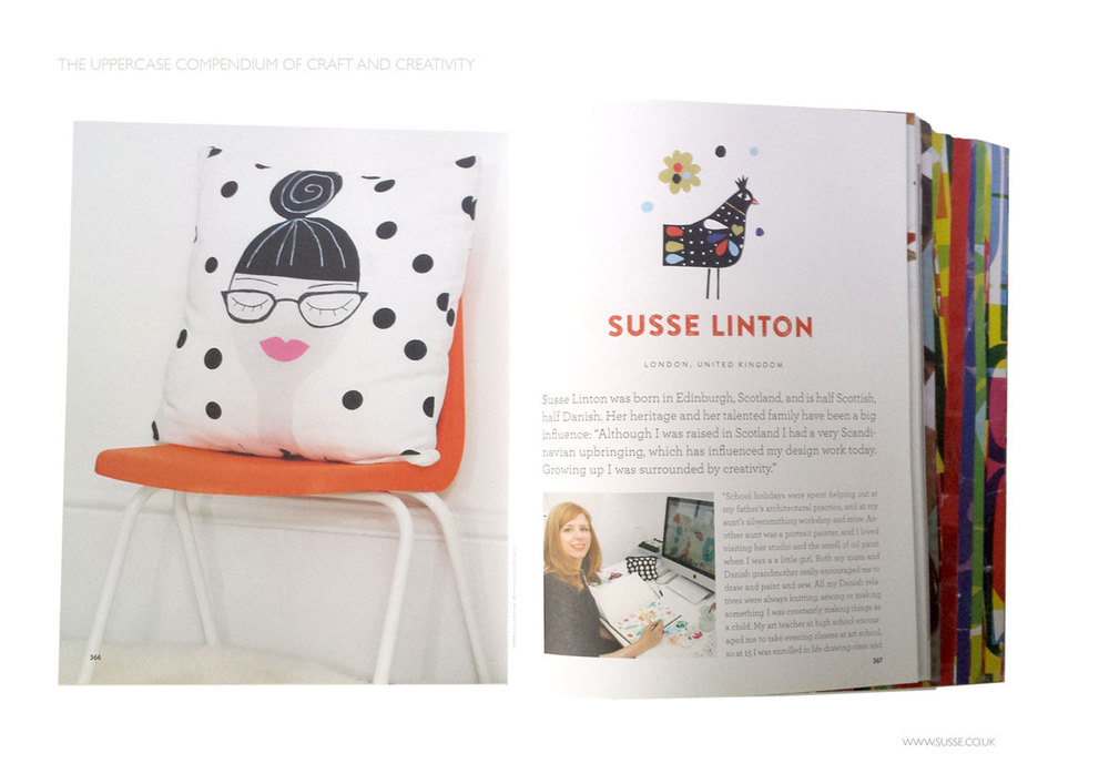 The UpperCase Compendium of Craft and Creativity 2015