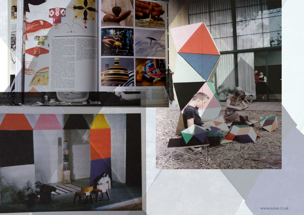 The book The world of Charles and Ray Eames 2