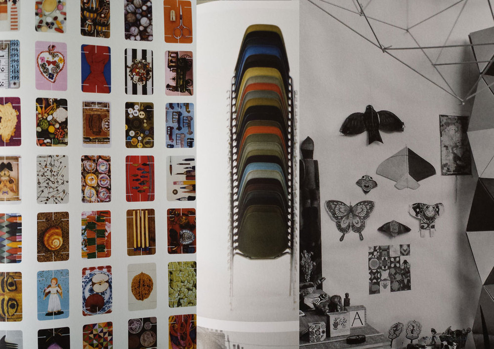 The book The world of Charles and Ray Eames 3