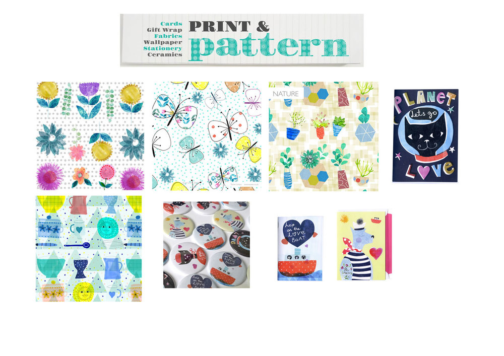 Print and Pattern Blog 2016