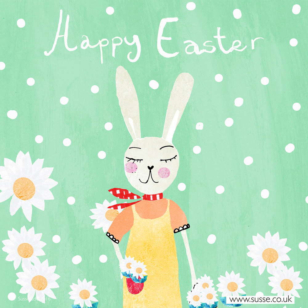 Happy Easter Thortful Cards Susse