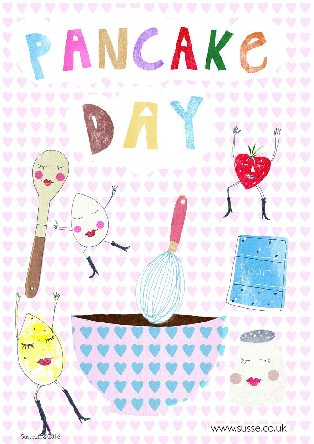 Yeah Pancake Day
