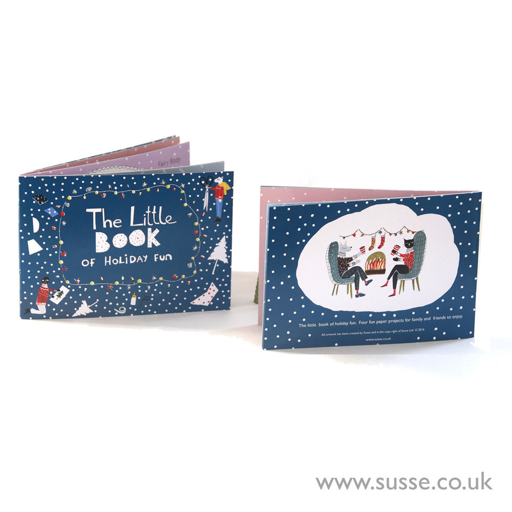 The Little book of holiday Fun Susse Collection
