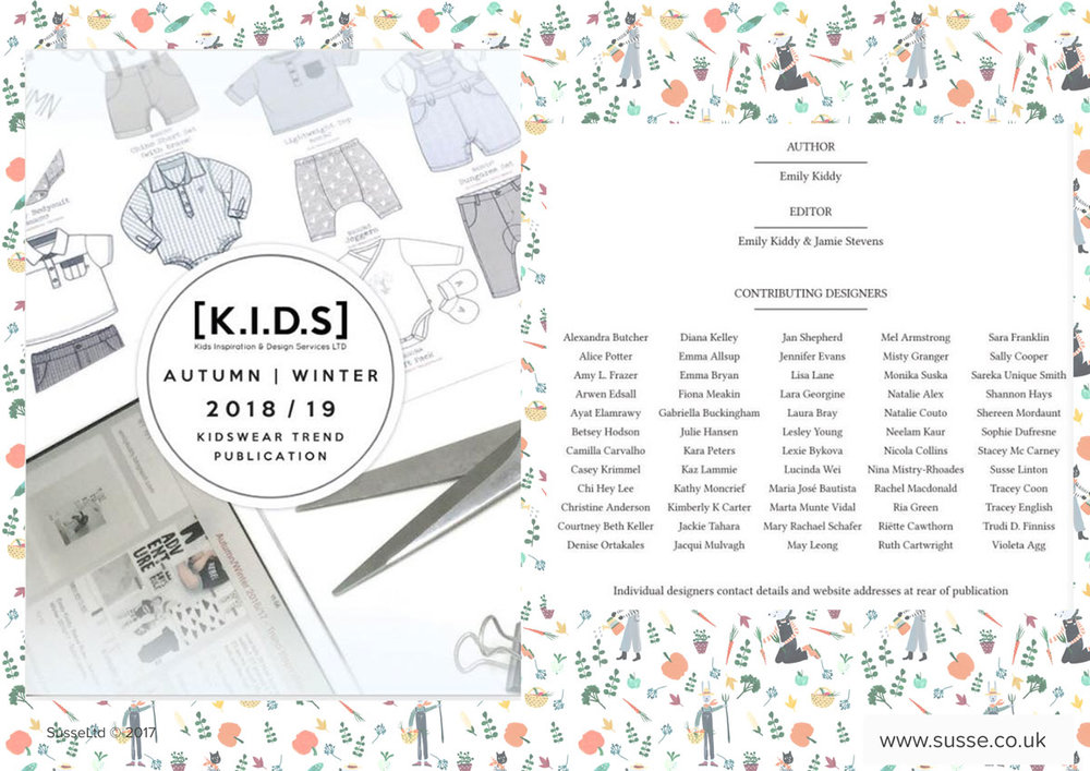 K.I.D.S.  Autumn Winter 2018-2019 Susse