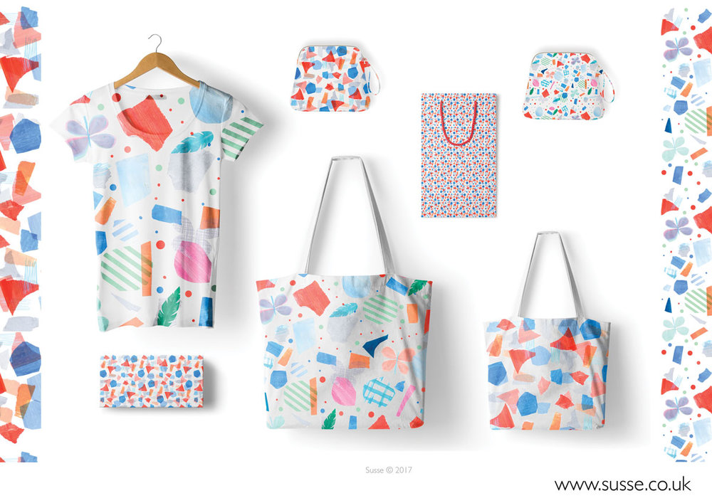 Abstract Pattern Gifts