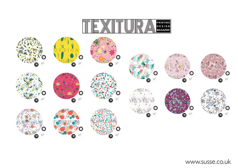 Texitura Trend Box 57 Susse Patterns