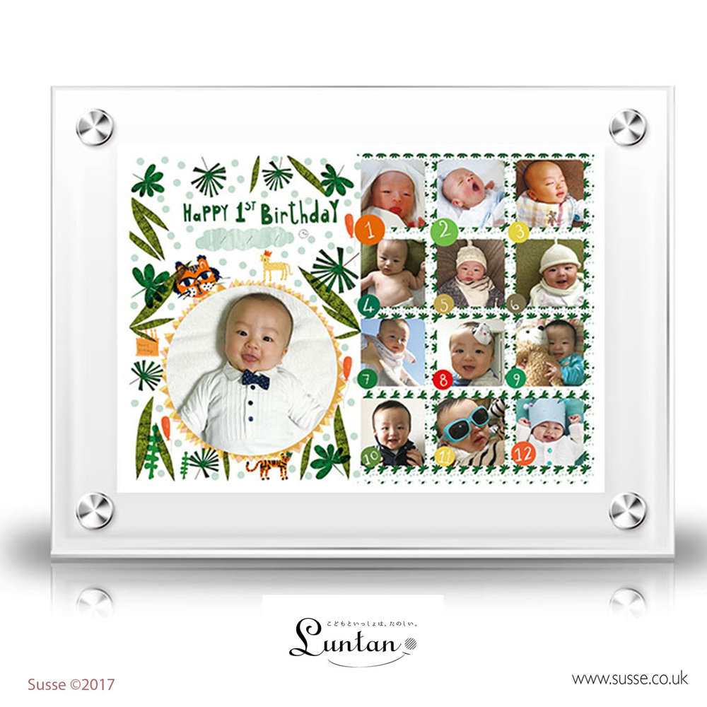 birthday frame Luntan Susse