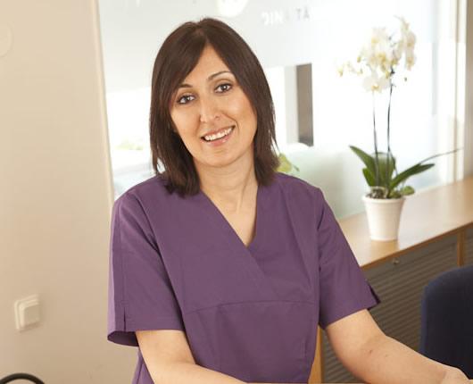 Tandhygienist Farimah Ansari - Team Nazafarin