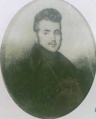 Reynell as a young man.