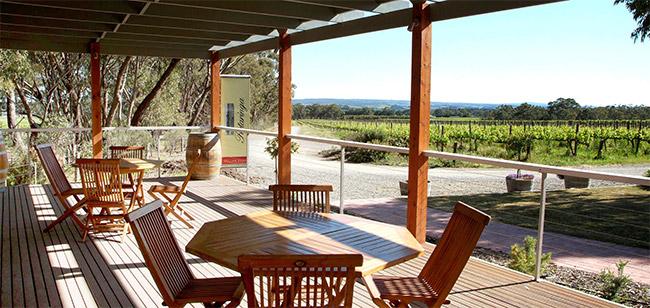 Pertaringa - http://www.winesbygeoffhardy.com.au/cellar-doors/pertaringa/