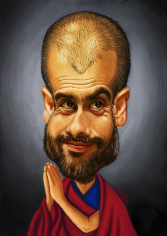 guardiola_caricatura