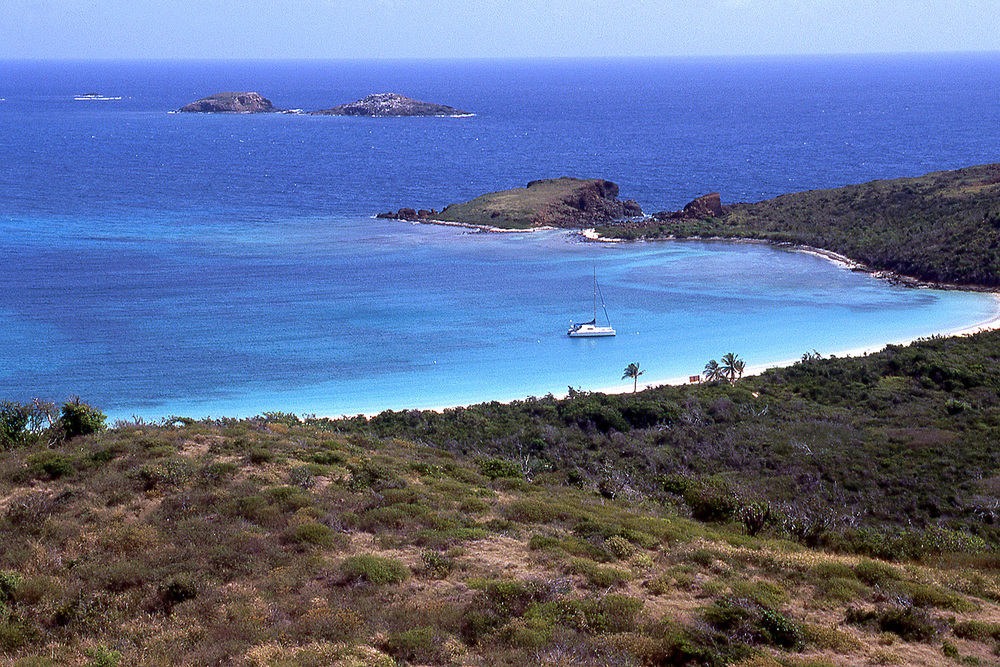 Bahía Tortuga, Culebrita