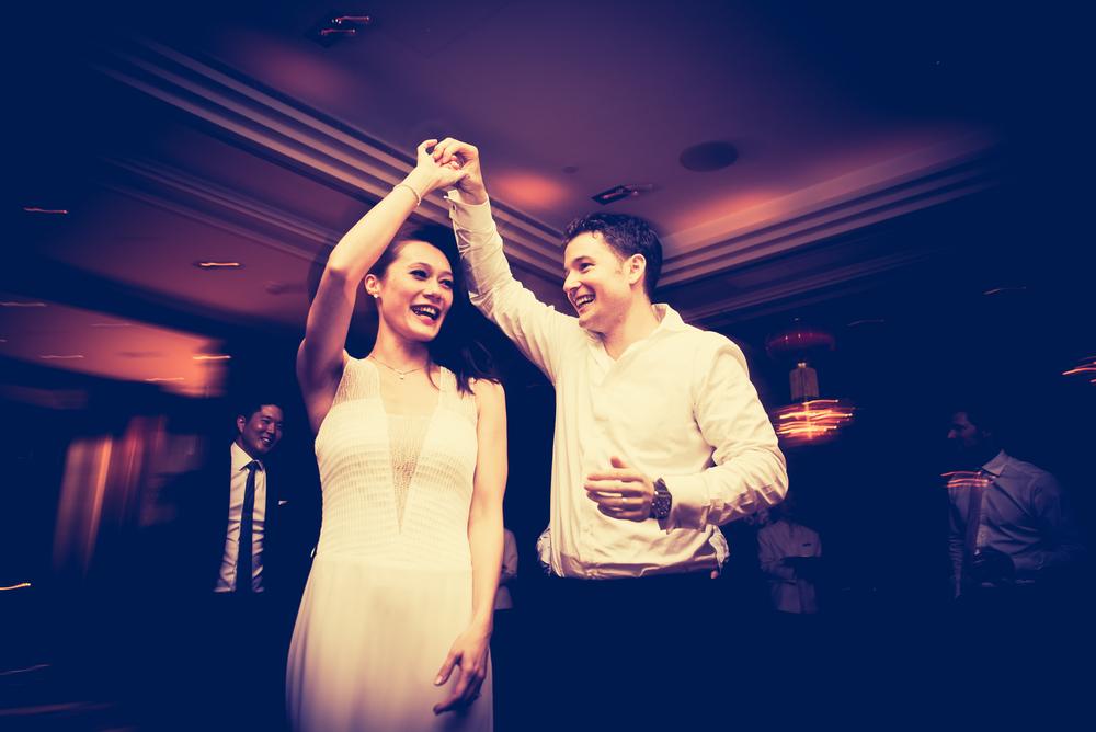 Jess & Andy, Hong Kong2014