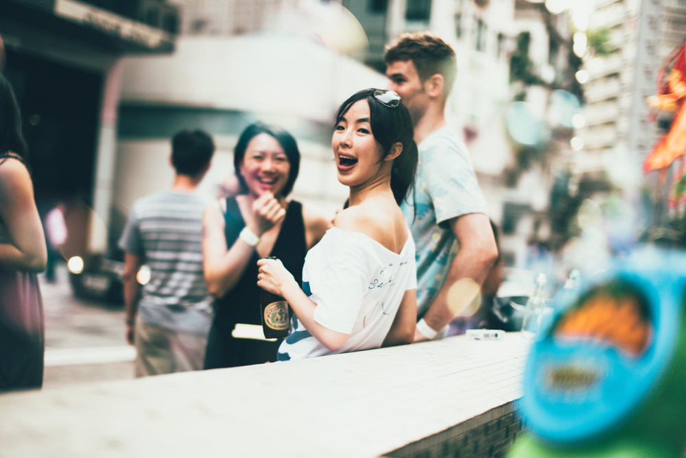 The Walrus Grand Opening Street Party, Hong Kong, 2015 - Justin Lim Photography