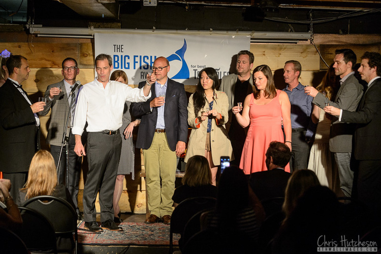 The Big Fish Awards 2014