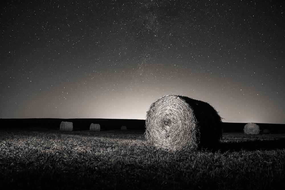 Hay Bales, Elbert County