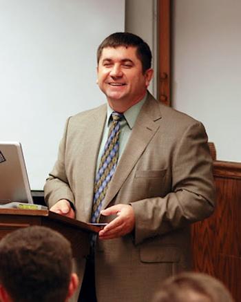 Mihai Malancea Assistant Professor of Intercultural Studies