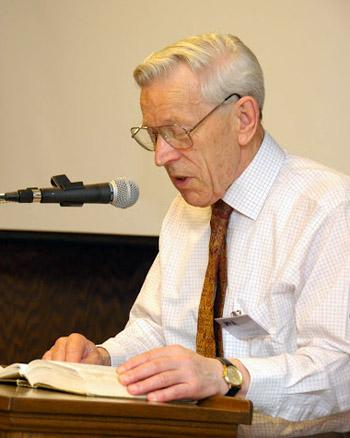 I. Howard Marshall Scotland