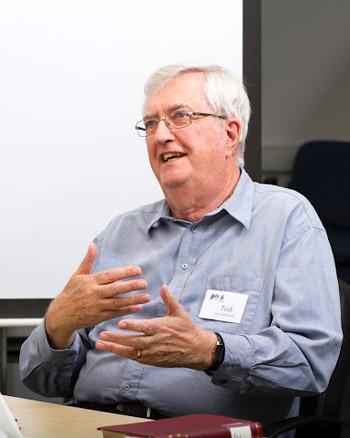 Ted Vander Ende Belgium