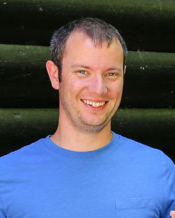 Theo Spilman Food Service Coordinator