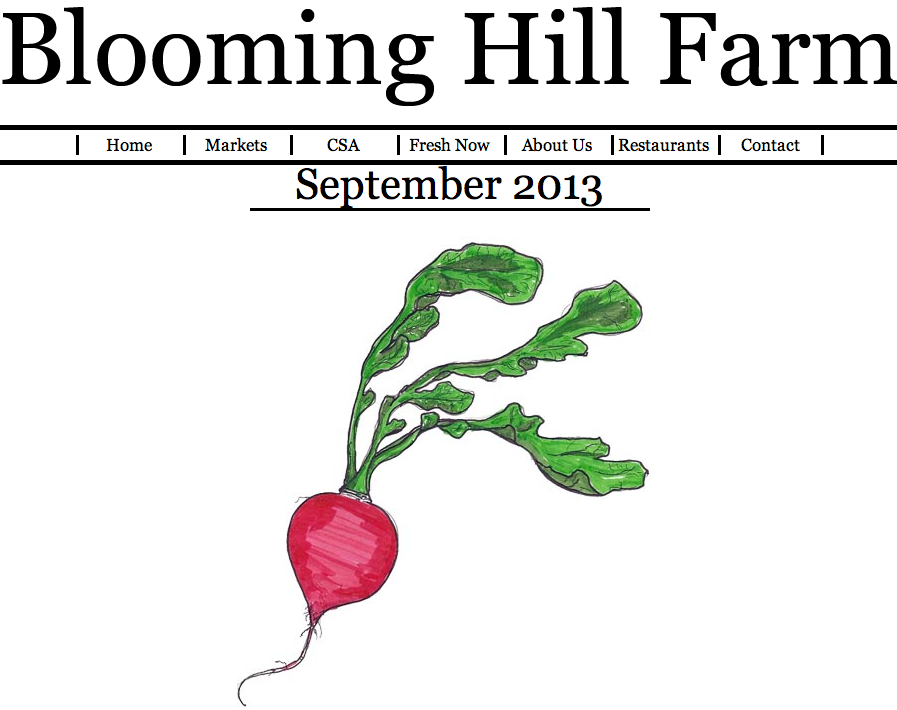 Blooming Hill Farms