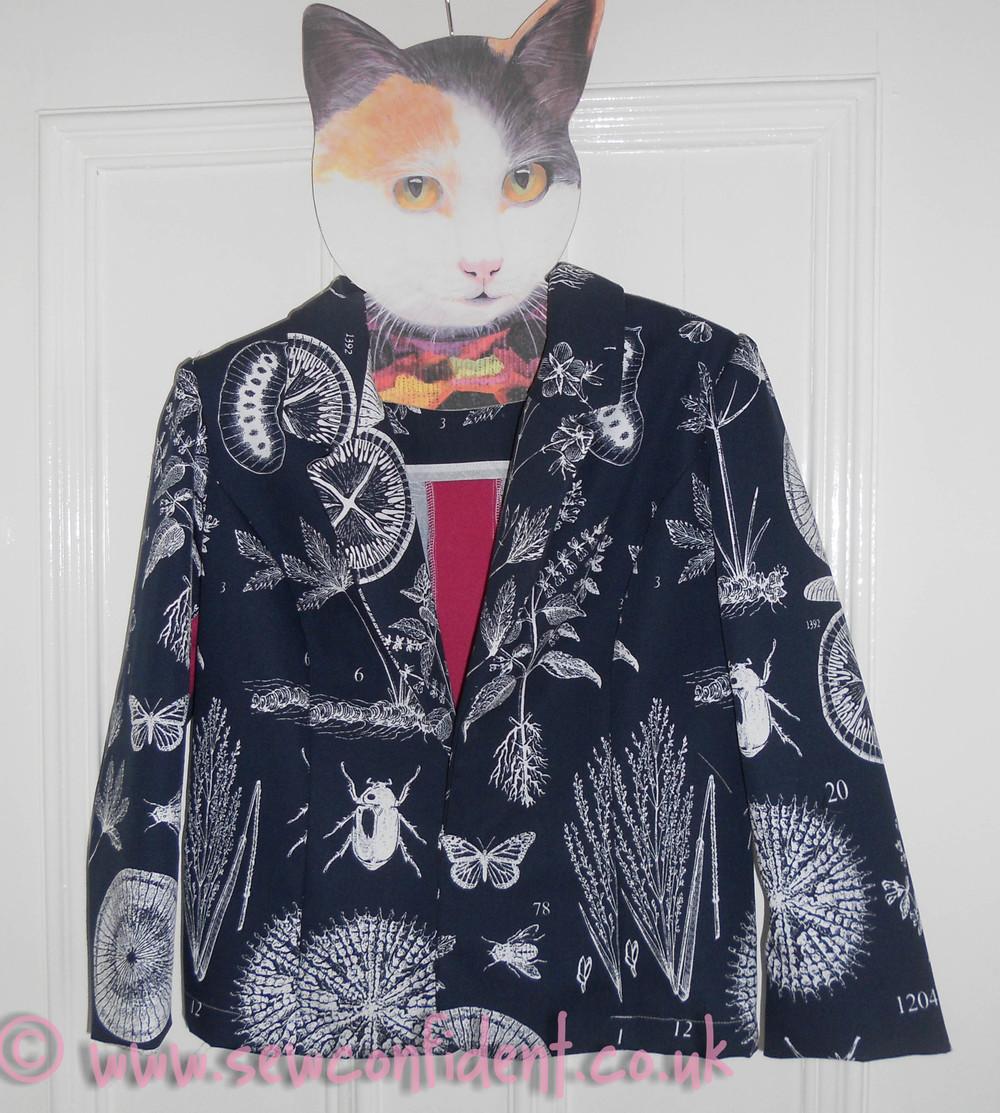 Great British Sewing Bee Hacking Jacket Sew Along