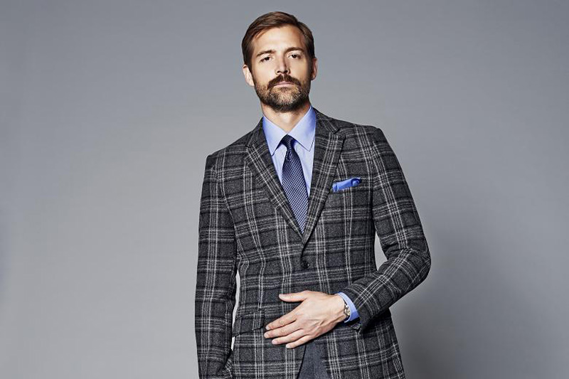 Patrick Grant from The Great British Sewing Bee