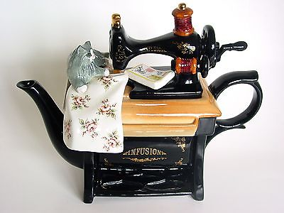 sew confident sewing teapot
