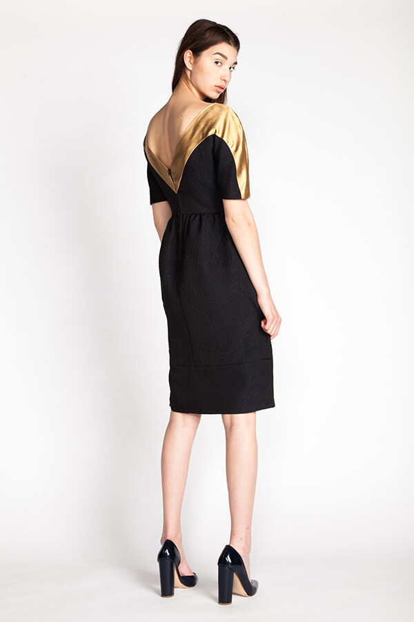 Leotie Midi Dress from NAMED patterns