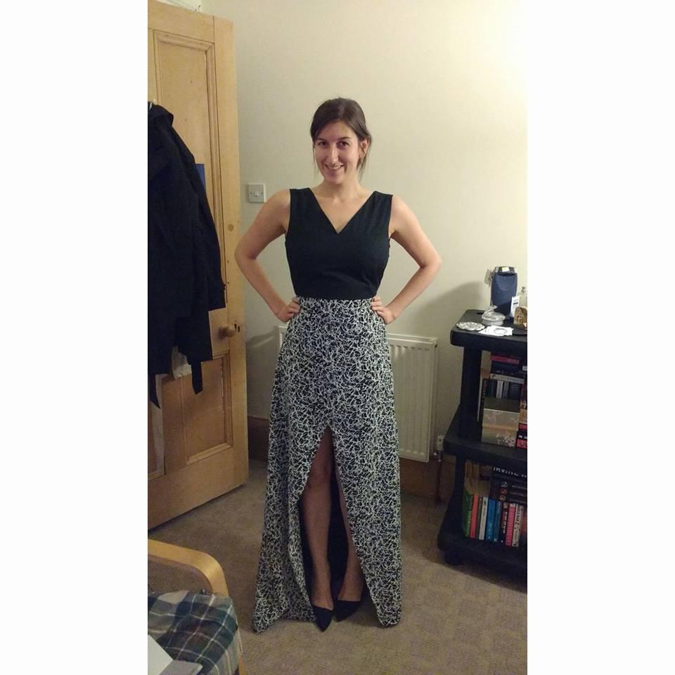 Gala dress by amanda t
