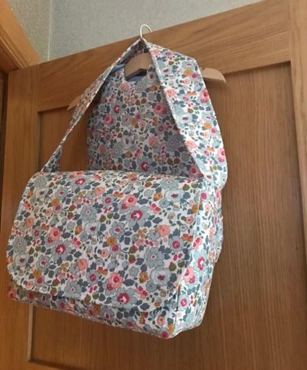 baby accessory set by amanda