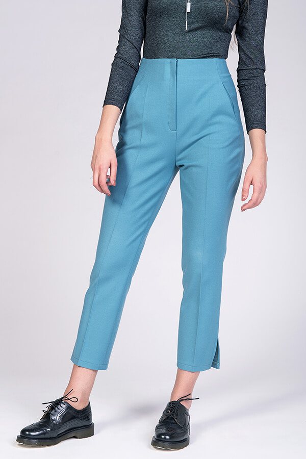 T yyni Cigarette trouser pattern